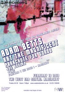 PFG F4WT Poster